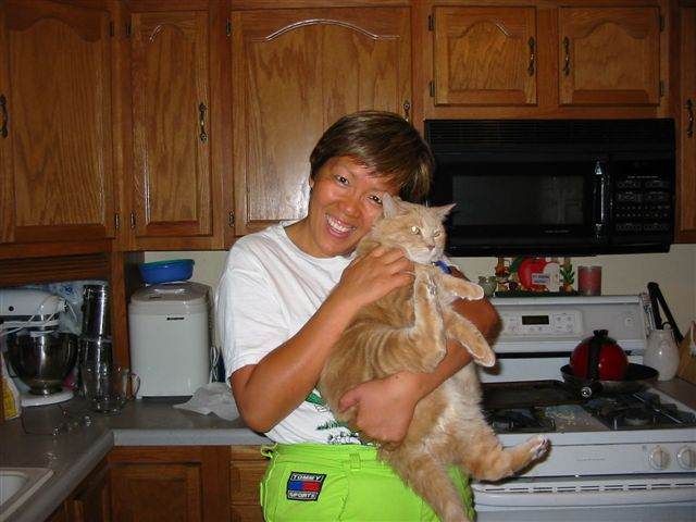 Angie and Cat