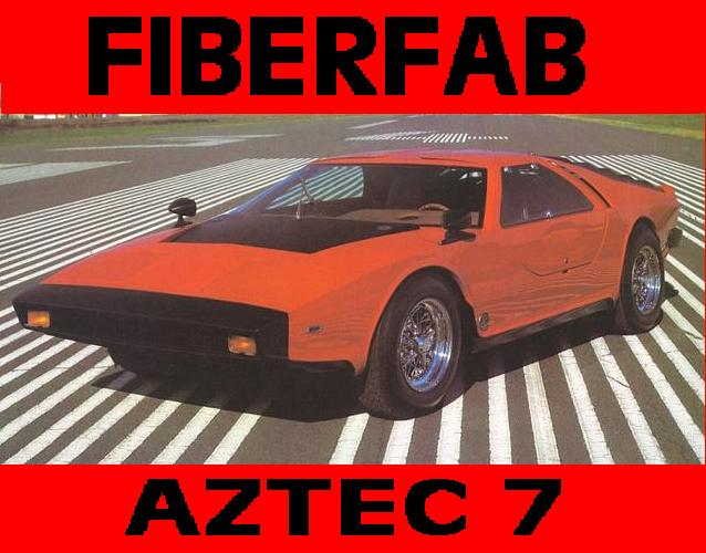 Fiberfab AZTEC 7 Website